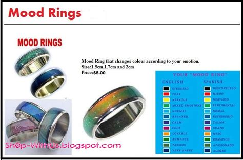 mood ring colors meaning general resumes astonishing mood ring colours what do they mean photos