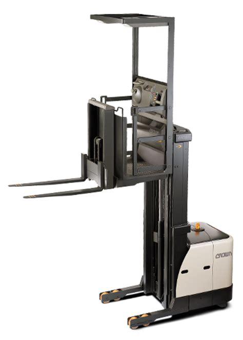 order picker sp series crown lift trucks