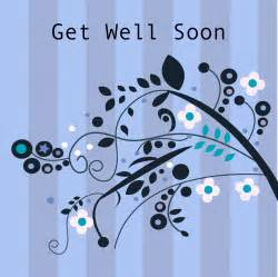 get well soon card stripes