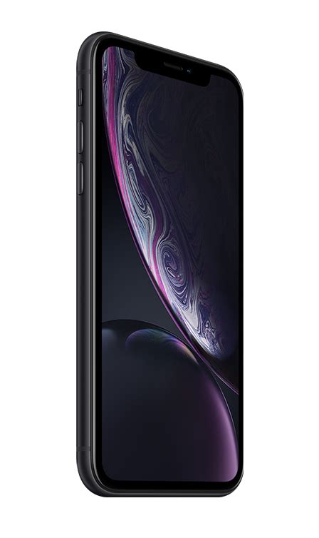 apple iphone xr  cm   gb dual sim  black