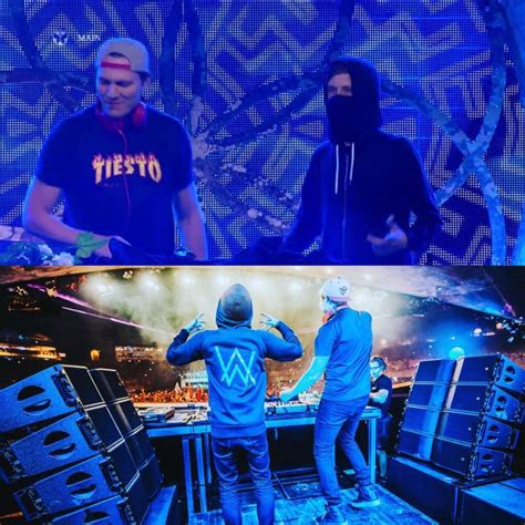 alan walker music ti 235 sto invited alan to join him on stage during his set at