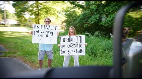 Epic Movie Theater Marriage Proposal   YouTube