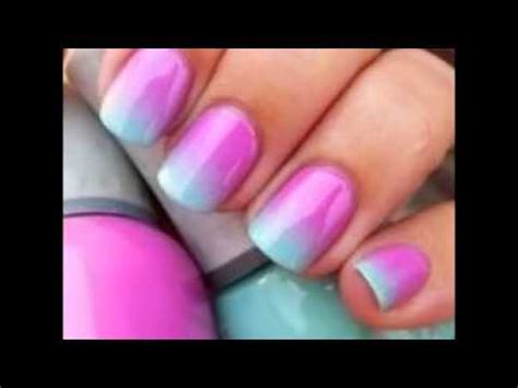 imagenes para pintar las uñas como pintar las u 241 as con esponja youtube