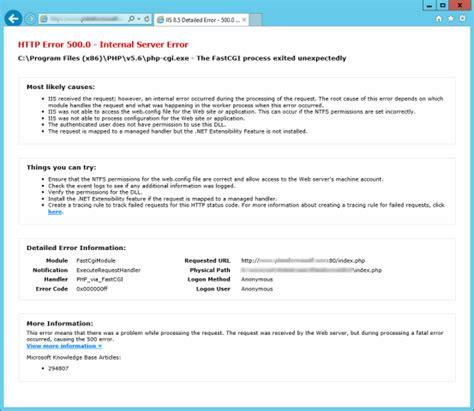 http 500 errore interno server jasoft org c 243 mo solucionar el error 500 de php 5 6 con