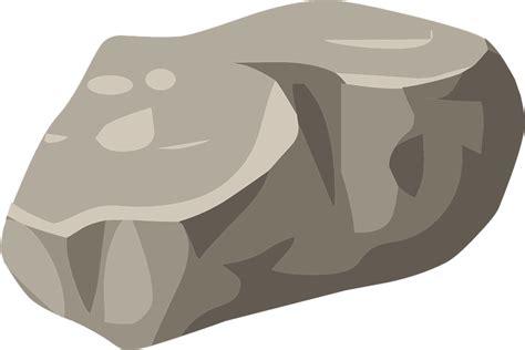 rock clipart rock boulder 183 free vector graphic on pixabay