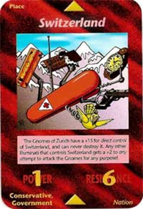Illuminati Card Italiano by Imvu Official Catalog