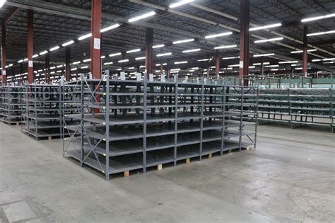 Used Warehouse Racking by Used Warehouse Shelving For Sale By American Surplus Inc
