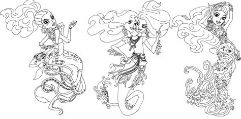 great sheets free printable monster high coloring pages great scarrier