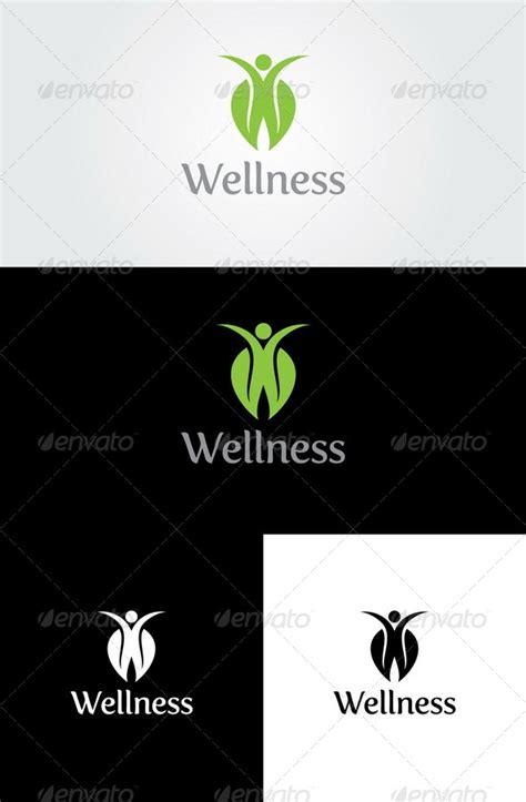 wellness logo template graphicriver