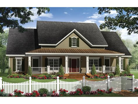 house plans with front porch one story boschert country ranch home plan 077d 0191 house plans