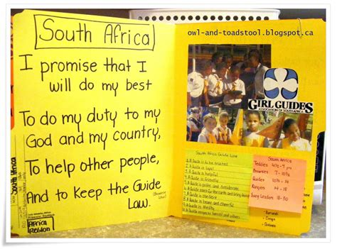 called to africa a mini guide for your mission trip to uganda books owl toadstool guides world guiding badge and lapbook