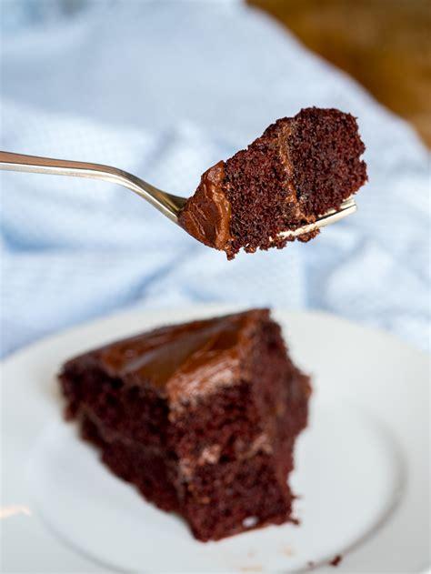 Depression Era Chocolate Cake a.k.a. ?Crazy Cake? ? The Good Old Days