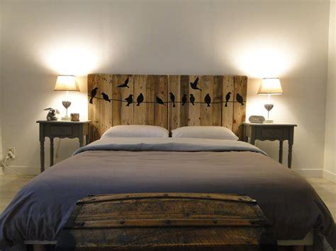 fabriquer une tete de lit en bois de palette beau fabriquer une tete de lit en bois de palette 8