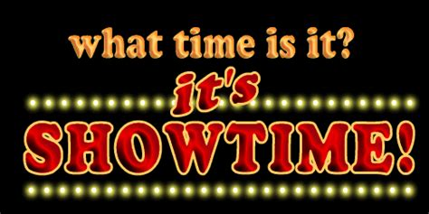 Its Showtime by Tv Network War 2 1 12 3 1 12