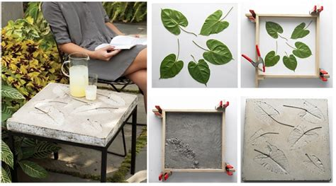 concrete diy 22 diy concrete projects and creative ideas for your garden