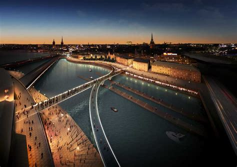 bridge design contest org slussen bridge competition stockholm bridge contest e