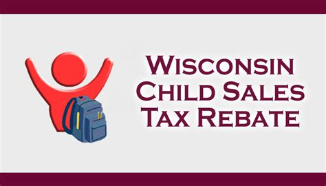 Part Time Resident Mba Intenational State Taxes by Wisconsin Child Sales Tax Rebate Advisors Management