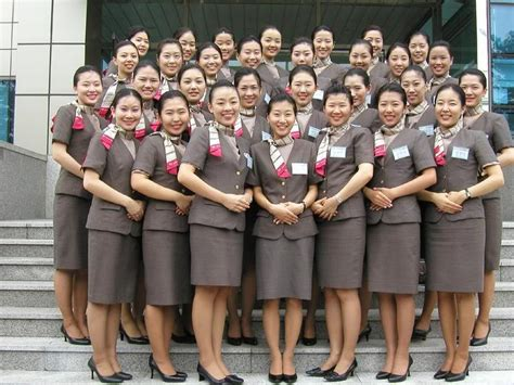 Dress Code For Cabin Crew by Asiana Airlines Stewardess Uniforms Cabin Crew Photos