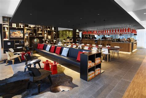 citizenm hotels citizenm rotterdam hotel by concrete architectural
