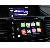 Review HondaLink Embraces CarPlay And Android Auto