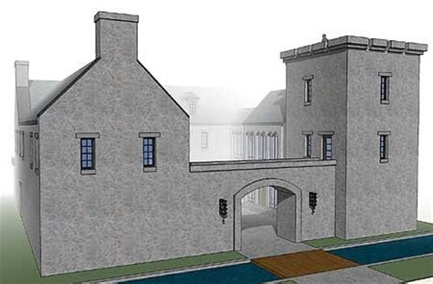 scottish castle house plans the gallery for gt scottish castle house plans