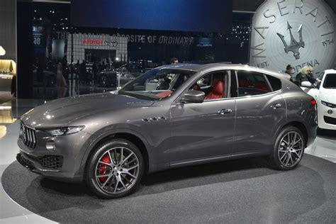 Maserati Picture by 2016 Maserati Levante Picture 670869 Car Review Top