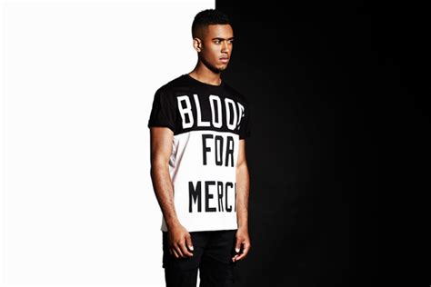 Kaos T Shirt Yellow Claw Blood For Mercy Amsterdam Reove Store lookbook daily paper x yellow claw blood for mercy