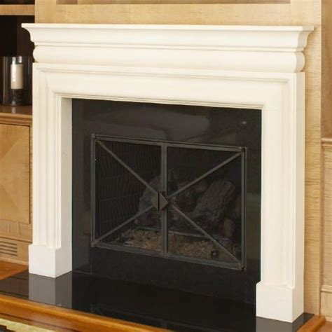 made custom contemporary fireplace doors in scarsdale