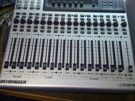 Mixer Digital Behringer Ddx3216 behringer ddx3216 image 38505 audiofanzine