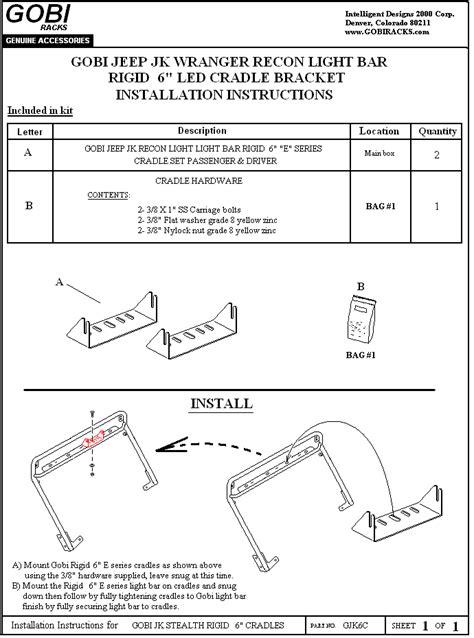 recon light bar wiring diagram light bar frame light bar