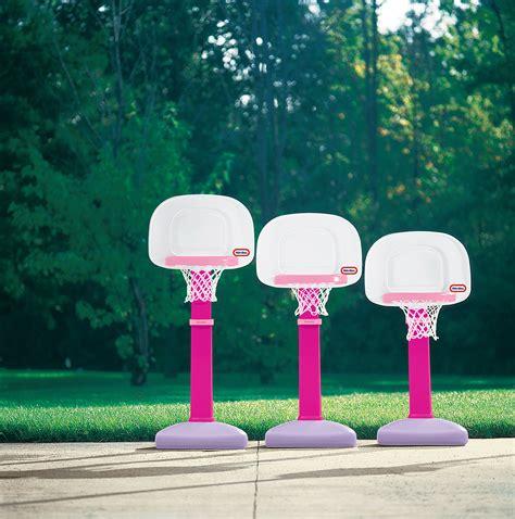 tikes totsports easy score basketball set tikes totsports easy score basketball set pink ebay