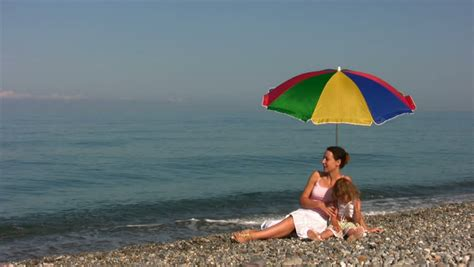 Surf The Web With The Umbrella by And Sits Umbrella On