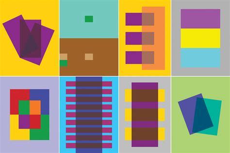 josef albers color theory constant circles josef albers colour theorist