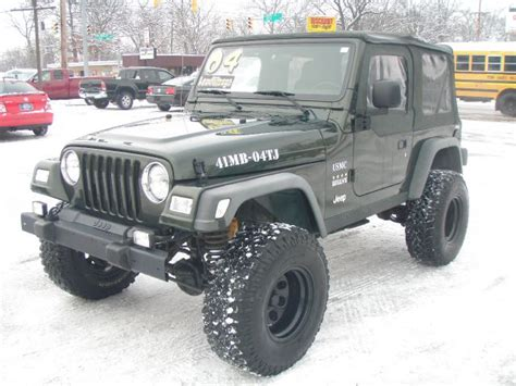 2004 Jeep Wrangler Willys 2004 Jeep Wrangler Willys Edition In Mishawaka Bremen