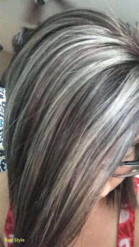 ehrfuerchtigste haar farbe zum der grauen wurzeln zu