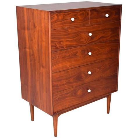 Mid Century Drexel Dresser by Mid Century Modern Highboy Dresser By Kipp Stewart For