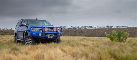 Towing Arb Hilux arb 4 215 4 accessories arb equips the new toyota hilux