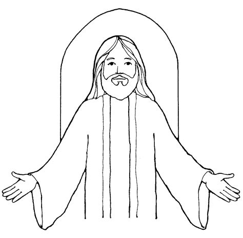 printable lds art free lds clipart to color for primary children this
