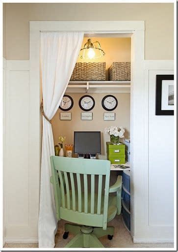 half closet half desk 17 best images about pretty small offices closet offices