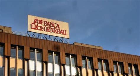 banca generali lavora con noi banca generali da inizio anno raccolta netta a 3 2