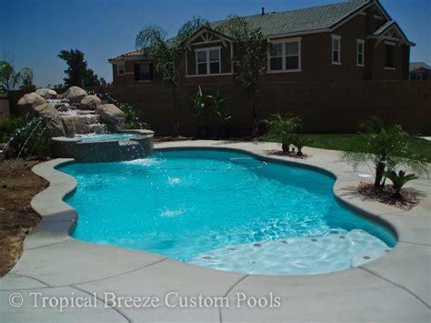 partners tropical breeze custom pools