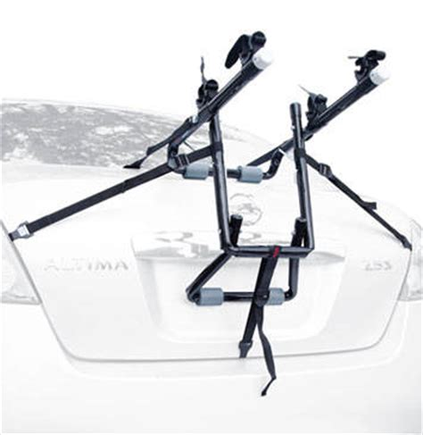 Allen 3 Bike Rack by Allen Sports Deluxe 3 Bike Trunk Rack Walmart