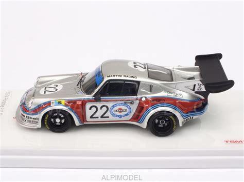 Porsche 911 Rsr 21 22 2nd 24h Lemans 1974 Norev true scale miniatures porsche 911 rsr turbo martini 22 2nd 24h le mans 1974 muller