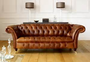 Chesterfield Sofa Leather Awesome Chesterfield Leather Sofa Advice For Your Home Decoration