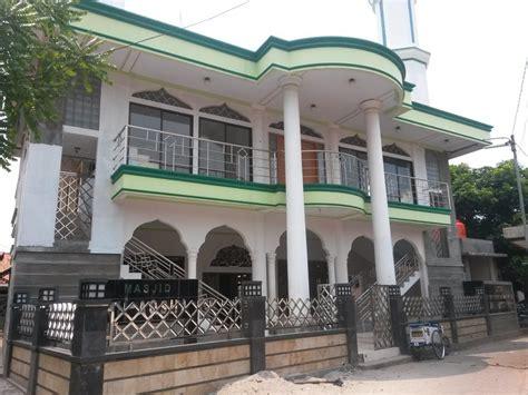 desain pagar dan gapura masjid kumpulan gambar desain masjid 2 lantai 2016 desain cantik