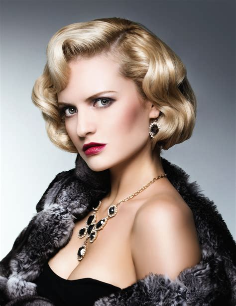 roaring 20s easy hairstyles 20 s hair for roaring wedding homecoming pinterest
