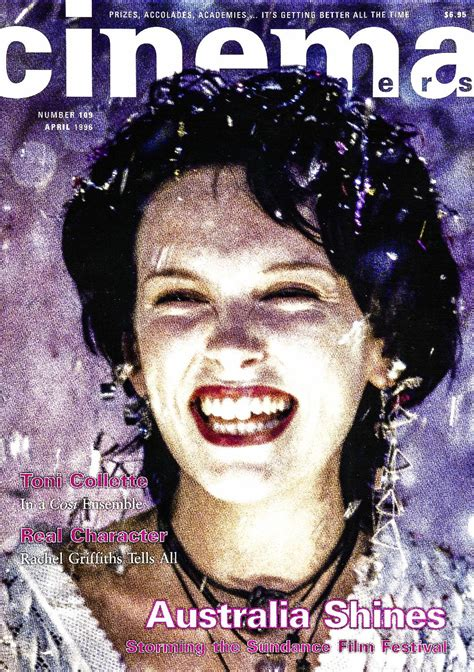cinema papers no 109 april 1996 by uow library issuu