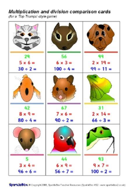 printable division games ks1 multiplication games printable bingo printable