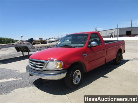 2000 Ford F150 For Sale by Used 2000 Ford F150 Xlt 2wd 1 2 Ton Truck For Sale
