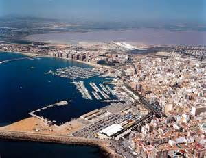 Car Rental From Barcelona To Torrevieja Torrevieja On The Costa Blanca Coast In Spain Rent A Car